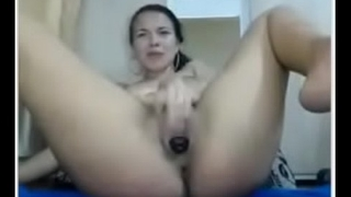 Getting real orgasms with my fingers -&gt_ FREE REGISTER! www.getacamgirl.tk