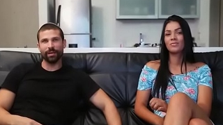 Colombianas Booty Interview On Casting Couch