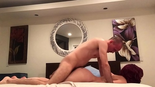 Way-out Couple Has Sex