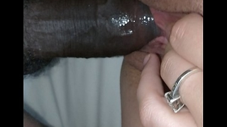 [BDBBBC] Tight young white girl fucked by Big Black Flannel interracial breed fuck