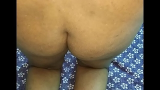 Your Piyali Bhabi is applying Oil into Ass hole