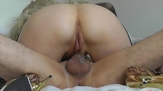 Multiple orgasms of Lea Mixx drive me crazy (part 2)