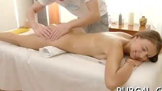 Massage person