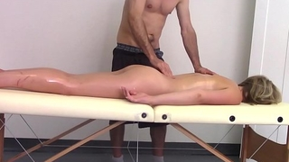 Teen Rub-down Sex